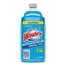 Diversey Windex Original Glass Cleaner Refill