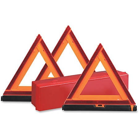 Sate-Lite Emergency Warning Triangles