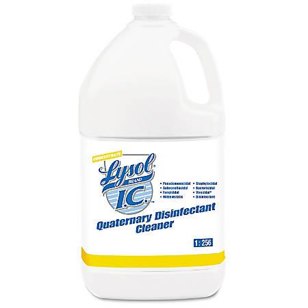 Lysol® I.C.™ Quaternary Disinfectant Cleaner, Original Scent, 1 Gallon