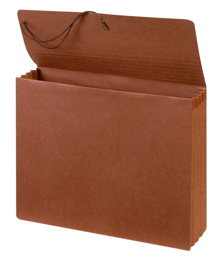 Office Depot Brand Standard Expanding Wallet Letter Size 3 12