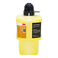 3M 7H Food Service Degreaser Concentrate