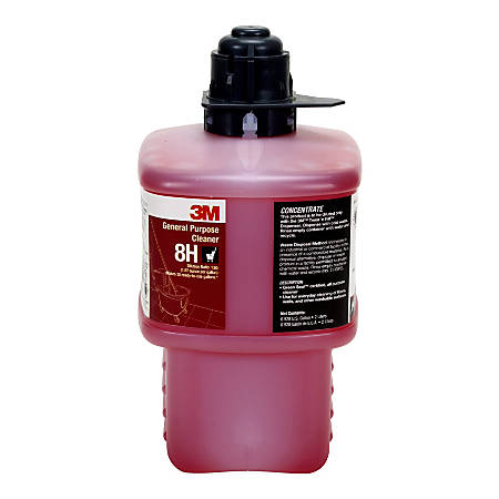 3M™ 8H Concentrated General Purpose Cleaner, 2 Liters