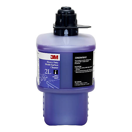 3M™ Heavy-Duty Multisurface Cleaner Concentrate, 2 Liters