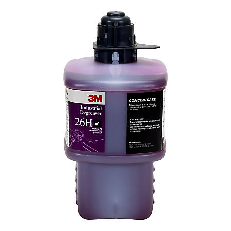 3M™ 26H Industrial Degreaser Concentrate, 2 Liters