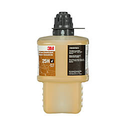 3M Quat Disinfectant Cleaner Concentrate 25H