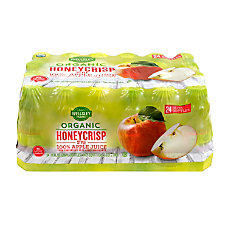 Wellsley Farms Organic Apple Juice Honeycrisp