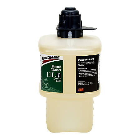 Scotchgard™ 11L Bonnet Cleaner Concentrate, 2 Liters