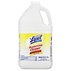 Professional Lysol Lysol Disinf Deodorizing Cleaner