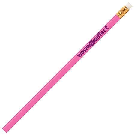 BIC® Imprinted Solid Color Pencil