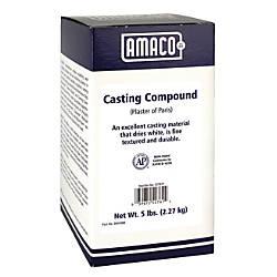AMACO Plaster Of Paris Casting Compound