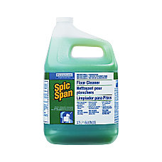 Spic and Span Floor Cleaner 128
