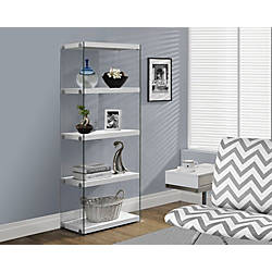 Monarch Specialties Open Concept 5 Shelf