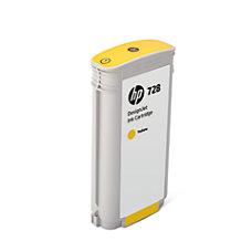 HP 728 130 mL DesignJet Yellow