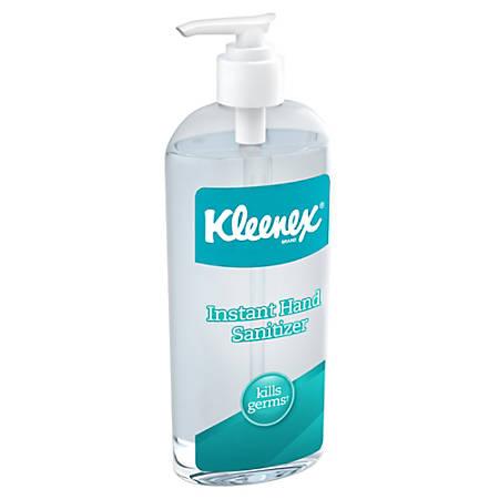 Kimberly-Clark® Instant Hand Sanitizer, 8 Oz. Pump