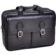 McKlein Kenwood Laptop Case With 154