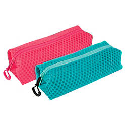 Office Depot Brand Tubular Pencil Pouch