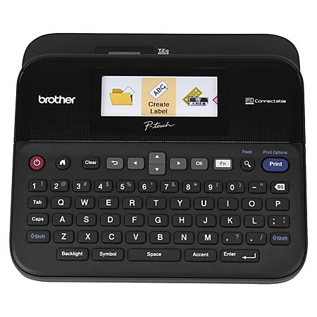 Brother® P-Touch Versatile Label Maker, PTD600
