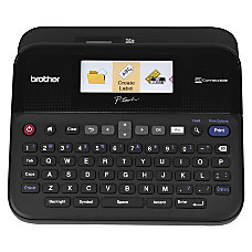 Brother P Touch Versatile Label Maker