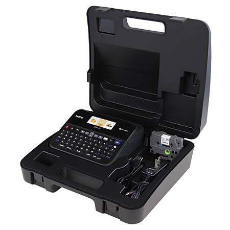 Brother® P-Touch Versatile Label Maker, PTD600VP