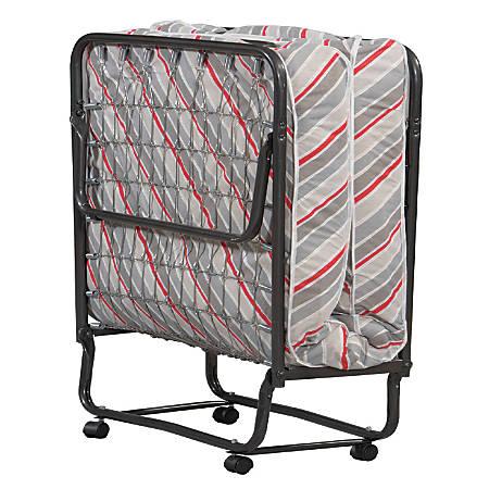 Linon Home Décor Torino UPS Folding Bed, Twin