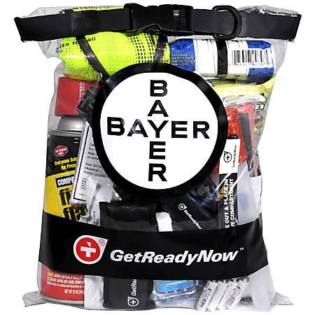 Get Ready Room Emergency Preparedness Car Pack