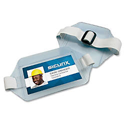 SICURIX Heavy Duty Arm Badge Holder