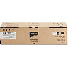 Sharp MX 235NT Black original toner