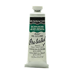 Grumbacher P205 Pre Tested Artists Oil