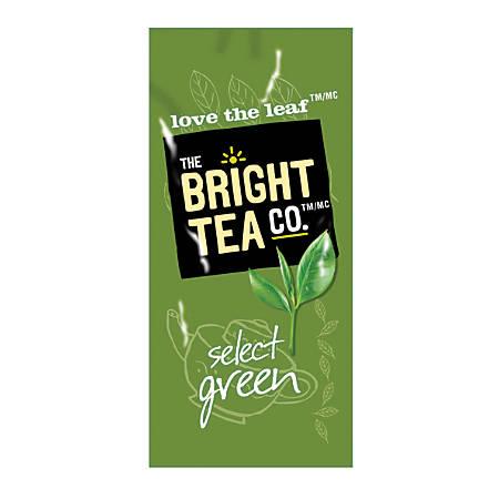 MARS DRINKS™ Flavia® The Bright Tea Co.™ Select Green Tea Freshpacks, 0.25 Oz, Box Of 100