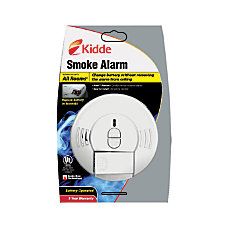 Kidde Fire Ionization Smoke Alarm Ionize