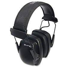 Uvex Safety Inc Sync Stereo Earmuffs