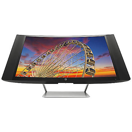 "HP Pavilion 27c 27"" LED LCD Monitor - 16:9 - 8 ms"