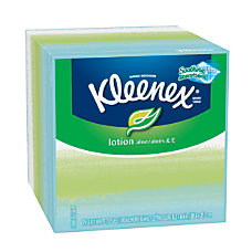 Kleenex BOUTIQUE 3 Ply Facial Tissue