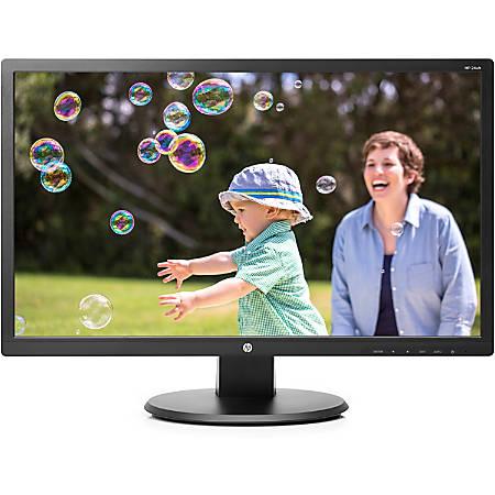 """HP 24"""" LED Monitor, 24uh"""