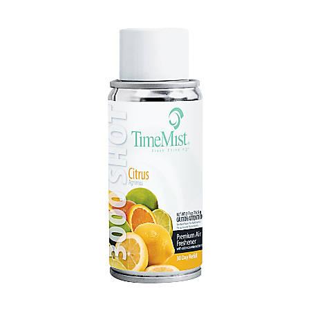 TimeMist 3000 Shot Micro Metered Air Freshener, Citrus