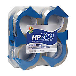 Duck HP260 Packaging Tape In Dispenser