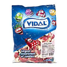 Vidal Gummy Whales 22 Lb Bag