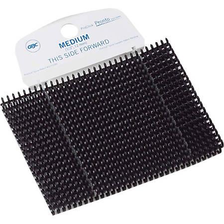 "GBC® ProClick® Pronto Cassette - 0.50"" Maximum Capacity - 80 x Sheet Capacity - Navy - 100 / Box"