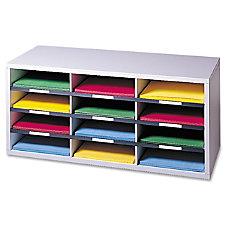 Fellowes 12 Compartment Desktop Organizer 12