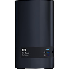 Western Digital Diskless My Cloud EX2
