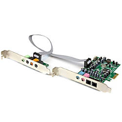 StarTechcom 71 Channel Sound Card PCI