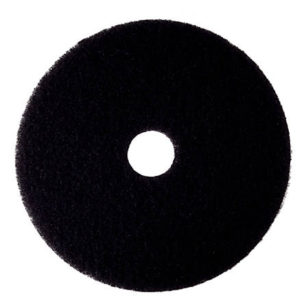 3m 7300 High Productivity Floor Stripping Pads 20 Black Case Of 5 Item 1448893