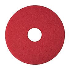 3M 5100 Buffing Pads 15 Red