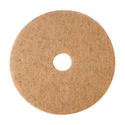 3M 3500 Burnishing Pads 24 Natural
