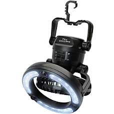 Cyclops Portable Fan Light 18LED Integrated