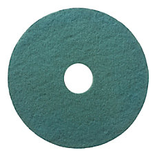 Niagara 3100N Burnishing Pads 24 Aqua