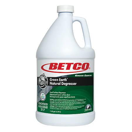 Betco Green Earth® Natural Degreaser, 148 Oz