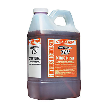 Betco® Chisel Degreaser Concentrate, Citrus Scent, 80 Oz, Pack Of 4