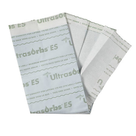 "Ultrasorbs Extra-Strength Underpads, 24"" x 36"", White, Case Of 60"