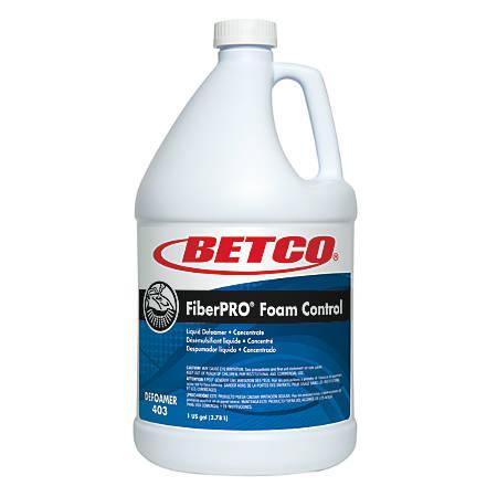 Betco® FiberPRO Foam Control, 1 Gallon, Case Of 4